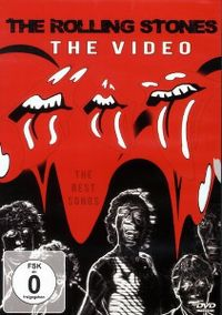 Cover The Rolling Stones - The Video [DVD]